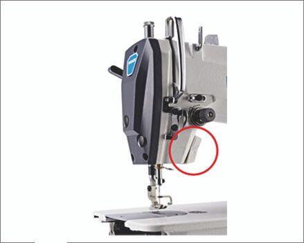 MAQI Q1-ML-7 бесшумная промышленная швейная машина и led подсветкой игольной зоны